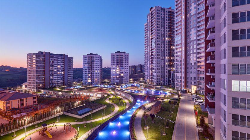 buy an apartments in istanbul basaksehir