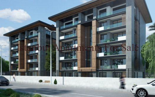 Family Residential Apartments in Istanbul Close to Seaside