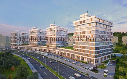 Rental guarantee investment in Kagithane