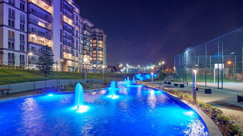 luxury istanbul apartments halkali
