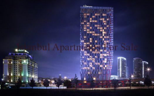 Hotel Apartments For Sale in Istanbul 7,5 Percent Rental Guarantee