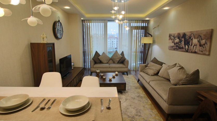 2 Bedroom Flats For Sale in Esenyurt Contemporary Style