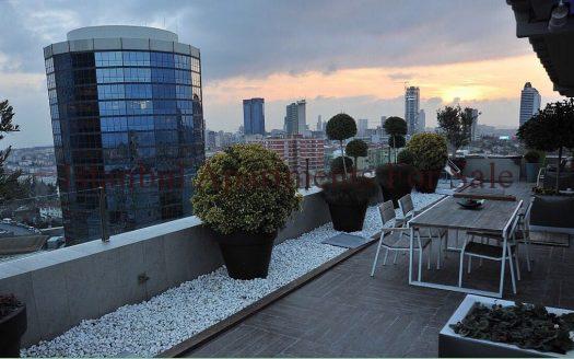 Prestigious Istanbul City Centre Apartment For Sale in Etiler