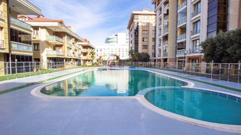 family apartments in istanbul beykent