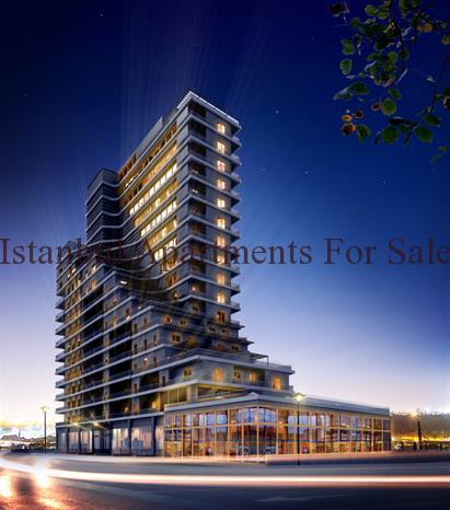 2 Bedroom Apartments to Buy in Istanbul Esenyurt