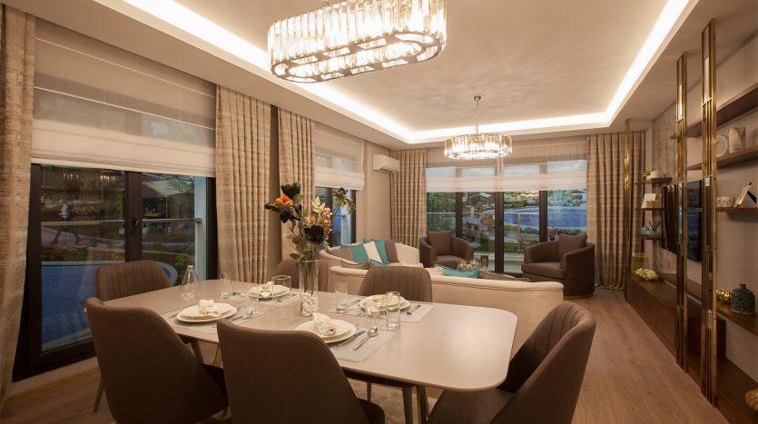 Buy Family Apartments For Sale in Istanbul Beylikduzu