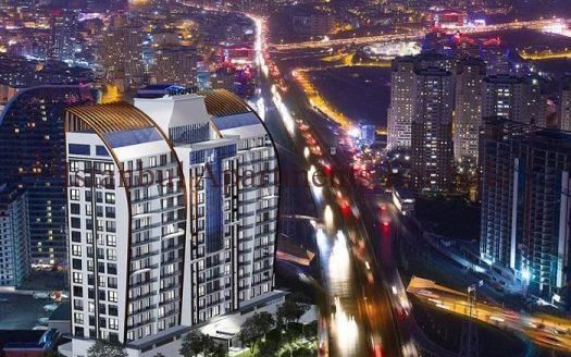 One Bedroom Esenyurt Apartments For Sale in Istanbul
