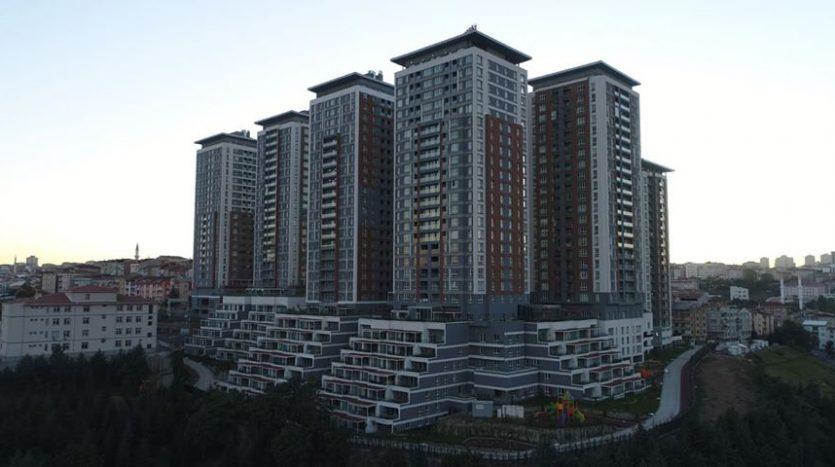 Key Ready Apartments to Buy in Istanbul Gaziosmanpasa
