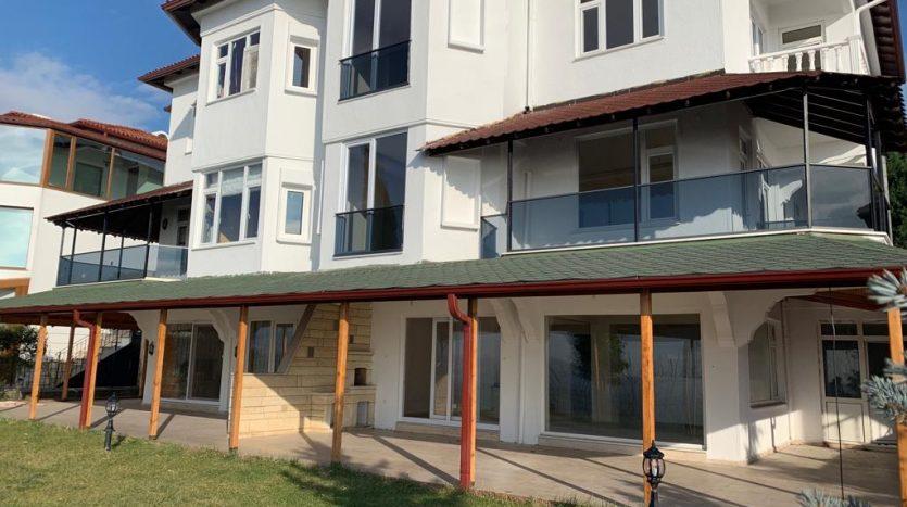 seaview villas for sale in Istanbul European side