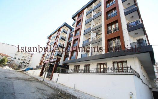 Brand New 2 Bedroom Houses For Sale in Istanbul Esenyurt