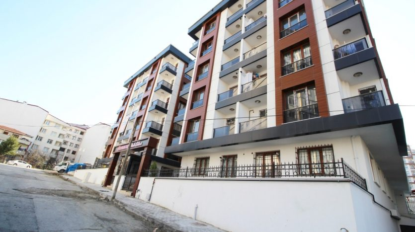 Brand New 2 Bedroom Houses For Sale in Istanbul Esenyurt