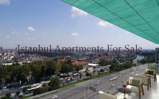 Affordable Istanbul City Centre Apartments with Installments