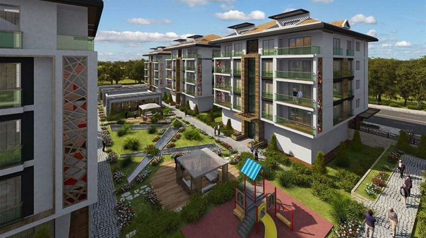 apartment sales in istanbul beylikduzu