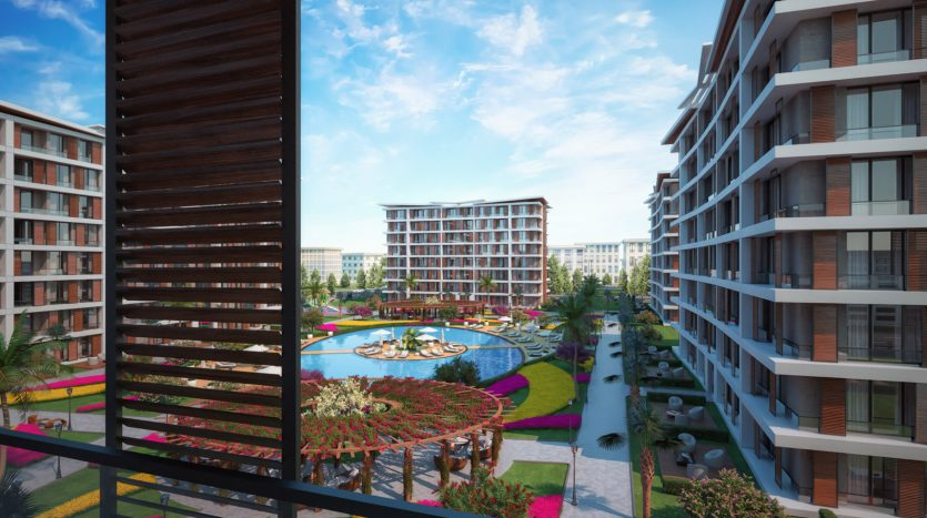 flats in istanbul for sale seaview