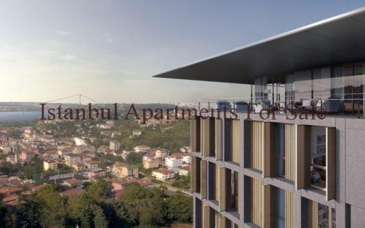 luxury houses for sale in bosphorus uskudar