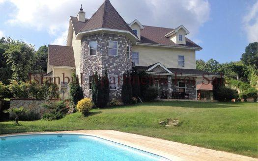 Luxury Private Mansion For Sale Istanbul Asian Side