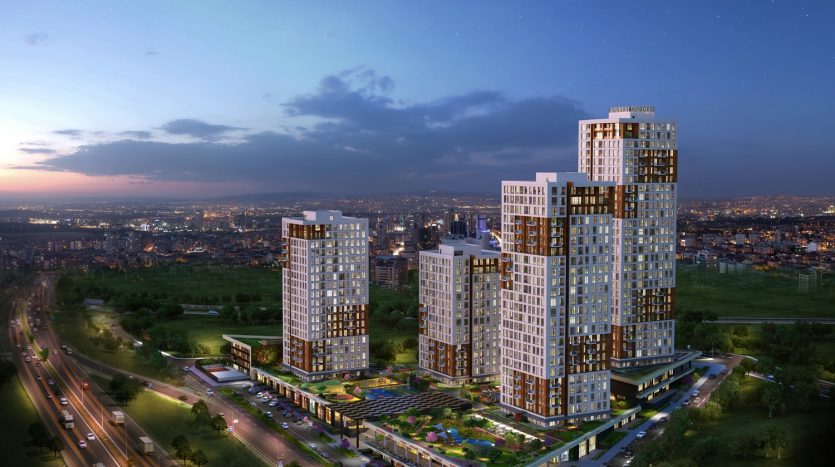 Buy Off Plan Apartments in Istanbul Long Term Installments