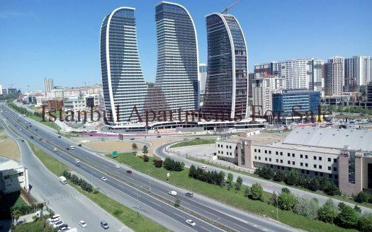 istanbul apartments for sale in Sembol residence