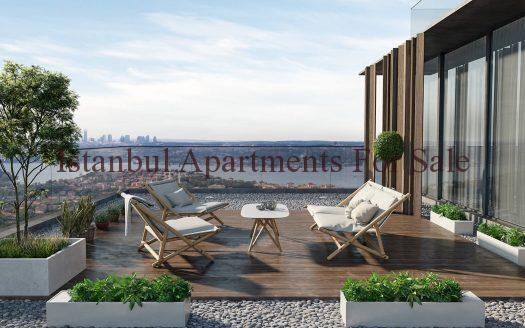 Bosphorus views homes for sale in Istanbul Beykoz