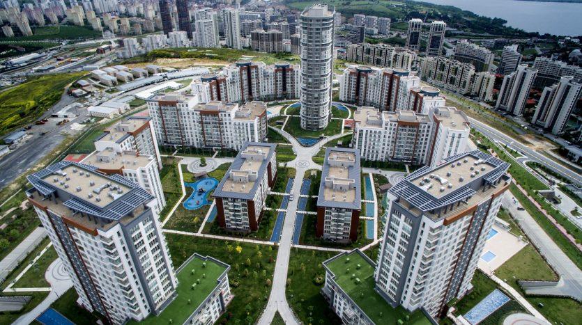 istanbul halkali property