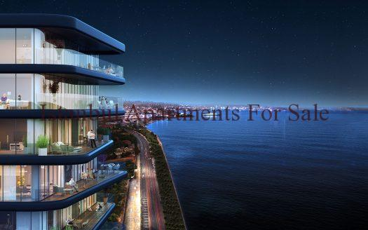 luxury seaview property in Istanbul