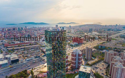 apartmenlts in kartal Istanbu
