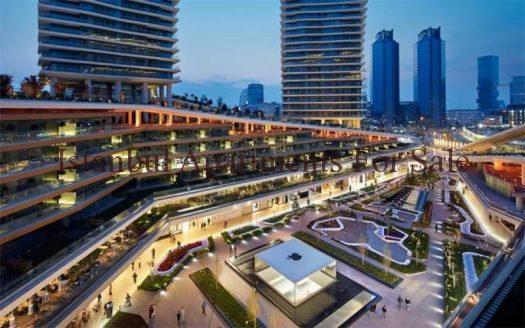 Luxury Flat For Sale in Istanbul Zorlu Center
