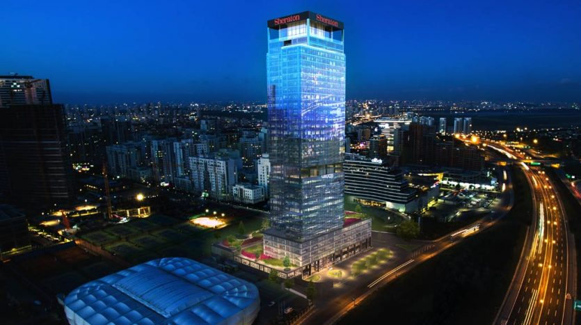 Sheraton hotel apartments investment in Istanbul