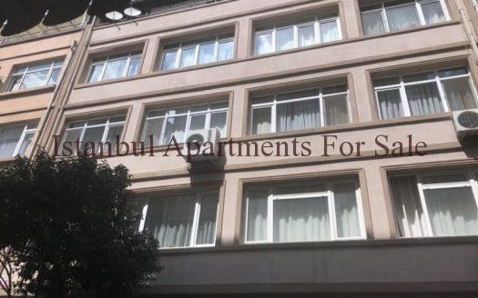 cheap old apartments for sale in Faith Istanbul