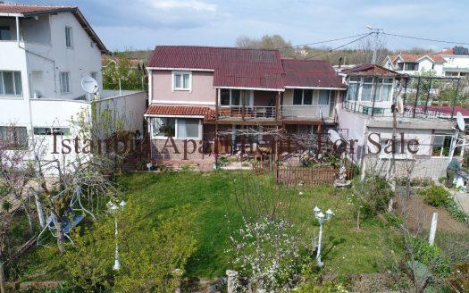 village house for sale in Istanbul
