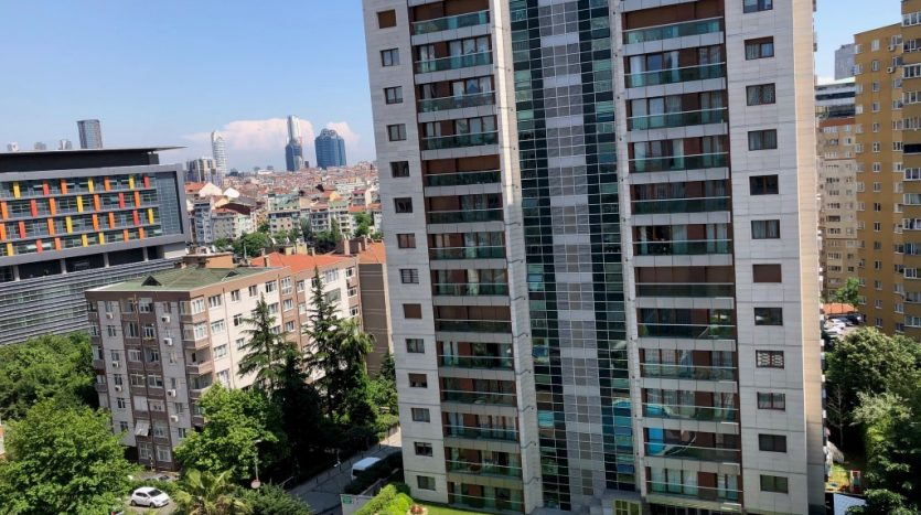 istanbul apartments for sale and rent in Nisantasi