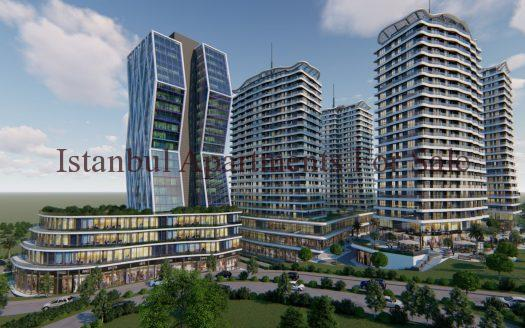 Invest in central Istanbul apartments in Gaziosmanpasa pre launch prices