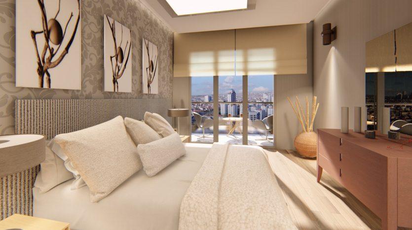 apartments in istanbul gaziosmanpasa