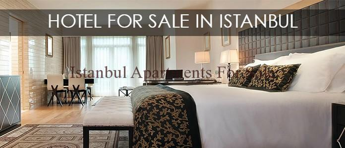 istanbul city center hotel for sale
