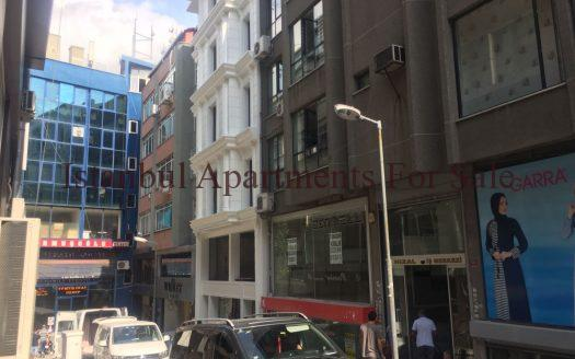Istanbul city centre investment hotel for sale in Sisli