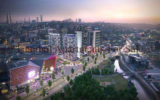 city centre apartments in Kagithane ıstanbul