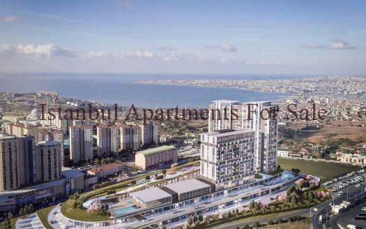 seaview istanbul property for sale
