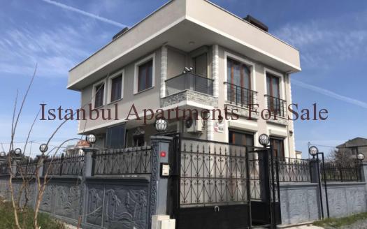 seaview villa for sale in Istanbul