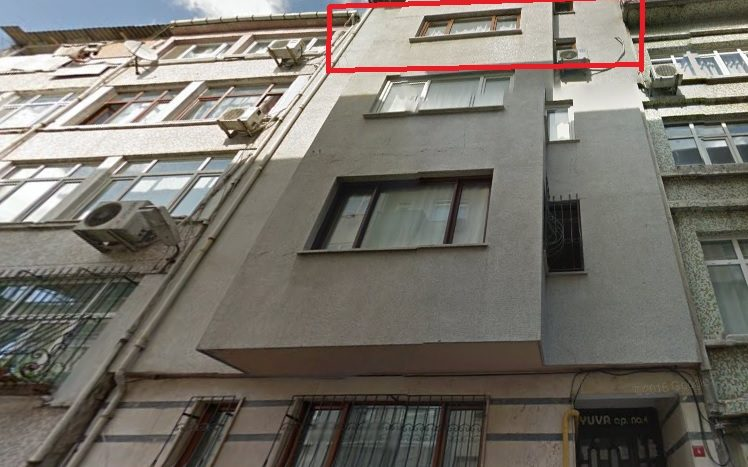 3 bedroom old apartments for sale in Istanbul Fatih