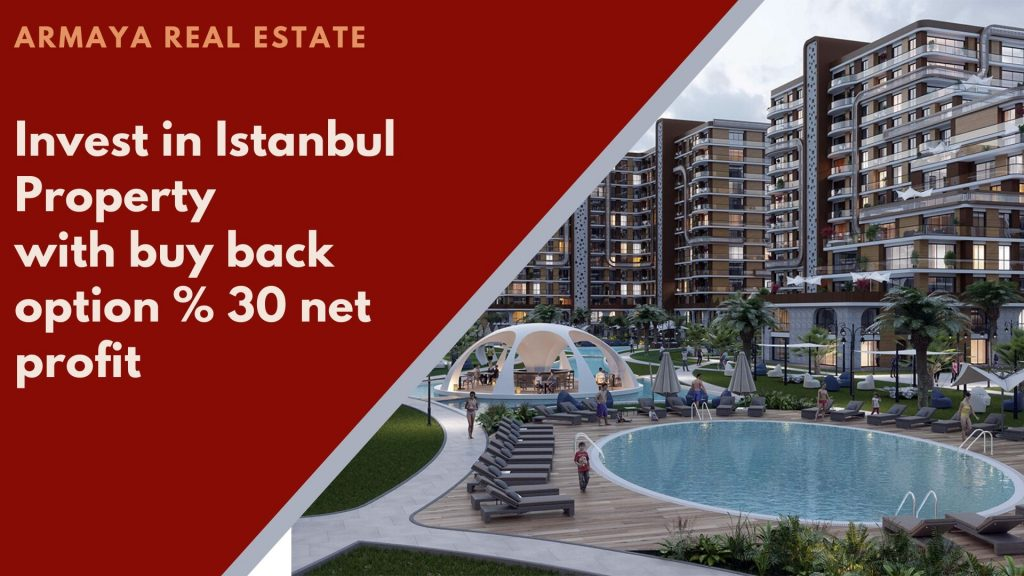 property in Istanbul with guarantee