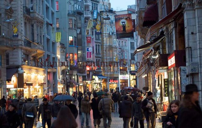 art noveaue Istanbul