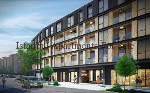 buy apartments in Istanbul Gokturk
