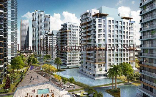 flats in Istanbul Umraniye for sale