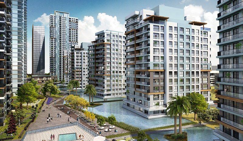 flats in Istanbul Umraniye for sale