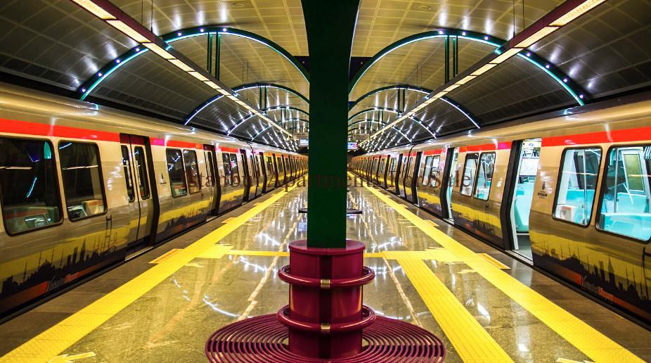 Levent Metro