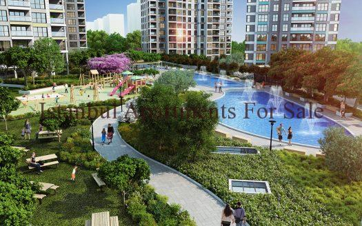 apartments for sale in Basaksehir