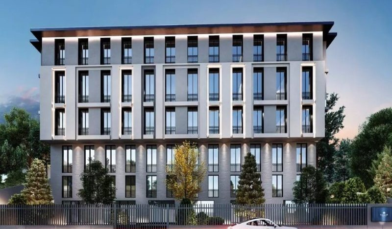 bosphorus apartments for sale Emirgan