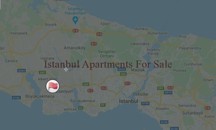 esenyurt istanbul map