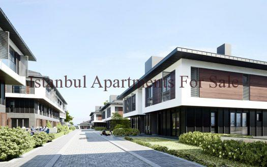 luxury marina homes for sale in Istanbul