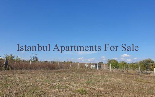 seaview plot for sale in Istanbul